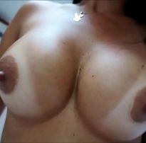 Sexo com a esposa brasileira