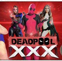 Paródia deadpool xxx – dominó lésbica – brazilian sex