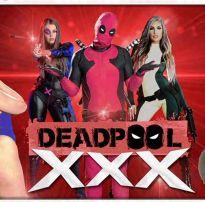 Paródia deadpool xxx – dominó lésbica – brazilian sex