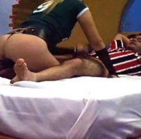 Fran palmeirense trai marido com saopaulino no motel