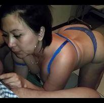 Japonesa fudendo com namorado e levando gozada – brazilian sex