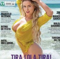 Lola melnick pelada na revista playboy – sacaninhas