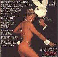 Xuxa meneghel pelada na revista playboy – sacaninhas